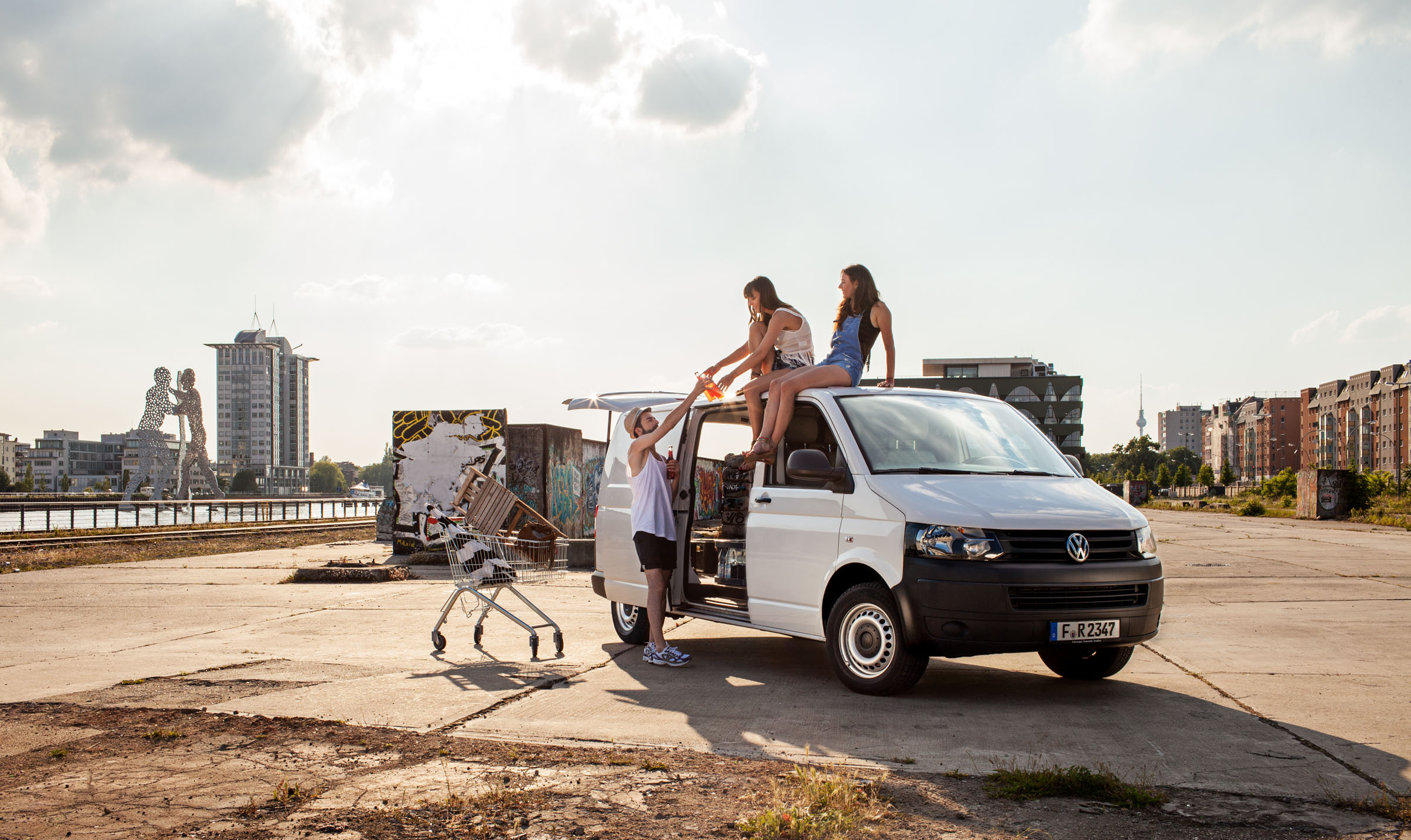 VW-T5-Friends | Markus Esser - Photography